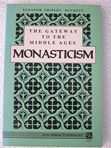 9780788163906: Gateway to the Middle Ages: Monasticism