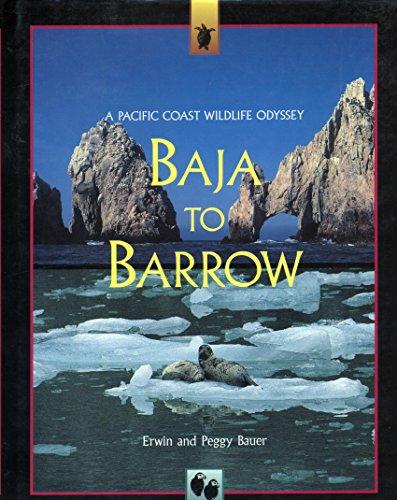 9780788164347: Baja to Barrow: A Pacific Coast Wildlife Odyssey