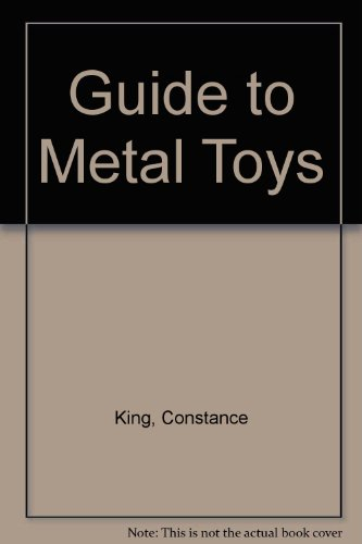 9780788164354: Guide to Metal Toys