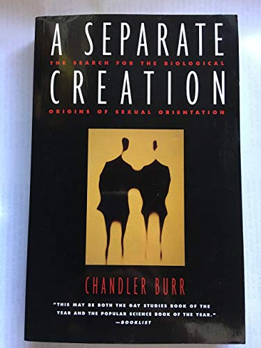 9780788166976: A Separate Creation: The Search for the Biological Origins of Sexual Orientation