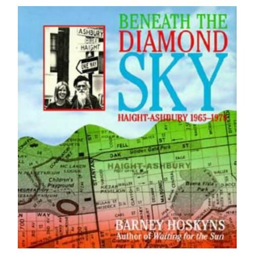 9780788167584: Beneath the Diamond Sky: Haight-Ashbury 1965-1970