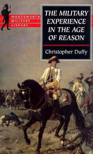Military In The Age Of Reason. (9780788167942) by Christopher Duffy