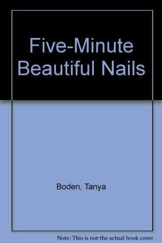 9780788168215: Five-Minute Beautiful Nails