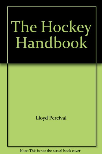 9780788168246: The Hockey Handbook