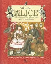 9780788168482: The Other Alice: The Story of Alice Liddell and Alice in Wonderland
