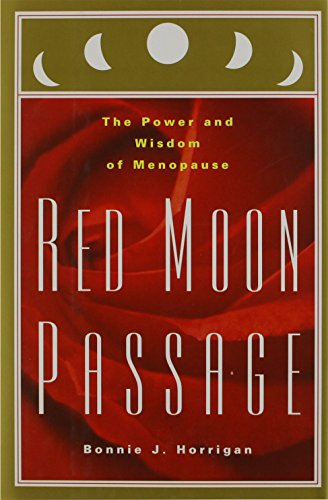 9780788169069: Red Moon Passage: The Power and Wisdom of Menopause