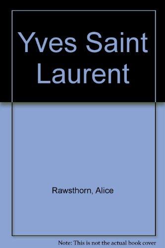 9780788169229: Yves Saint Laurent