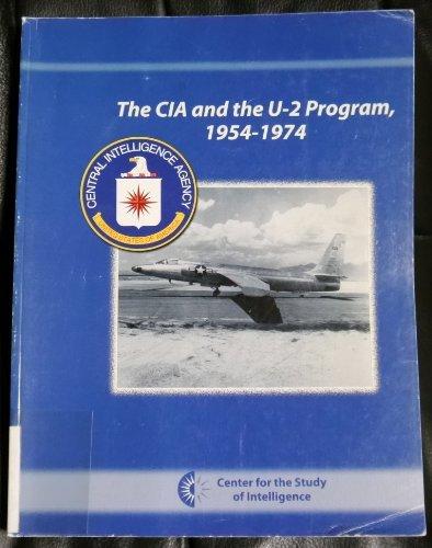 9780788183263: CIA And The U-2 Program, 1954-1974