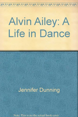 9780788190896: Alvin Ailey: A Life in Dance