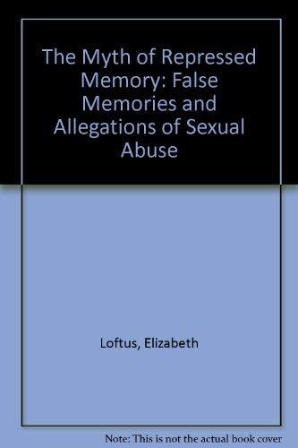 memories sexual abuse Repressed