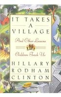 9780788193323: It Takes a Village and Other Lessons Children Teach Us