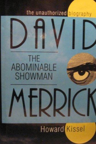 9780788193996: David Merrick: The Abominable Showman