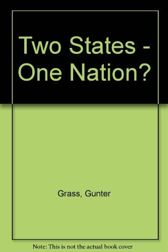 9780788194405: Two States - One Nation?