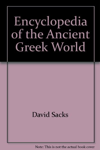 9780788194542: Encyclopedia of the Ancient Greek World
