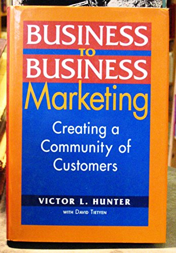 9780788194863: Business to Business Marketing