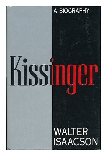 9780788196676: Kissinger: A Biography