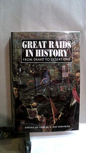 9780788197994: Great Raids in History: From Drake to Desert One