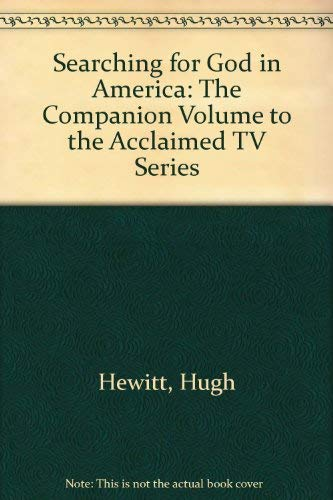 9780788199141: Searching for God in America: The Companion Volume to the Acclaimed TV Series