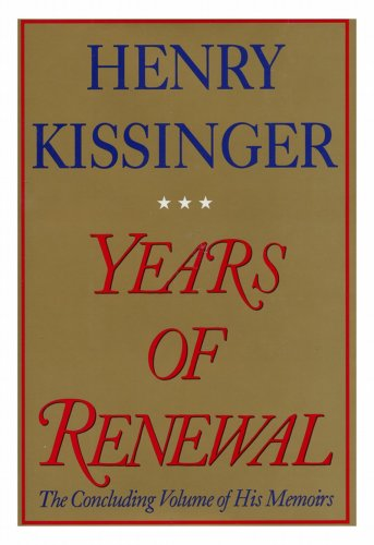 9780788199370: Title: Years of Renewal