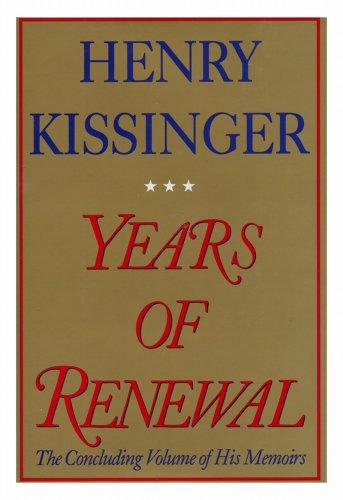 9780788199370: Years of Renewal