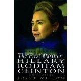 9780788199677: First Partner: Hillary Rodham Clinton