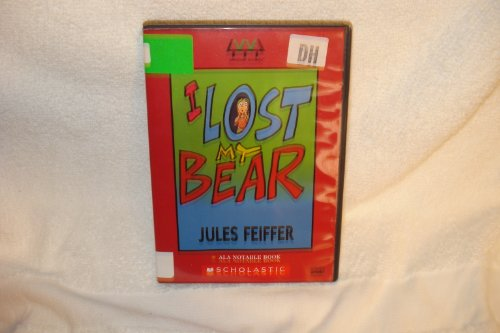 9780788205309: I Lost My Bear By Jules Feiffer