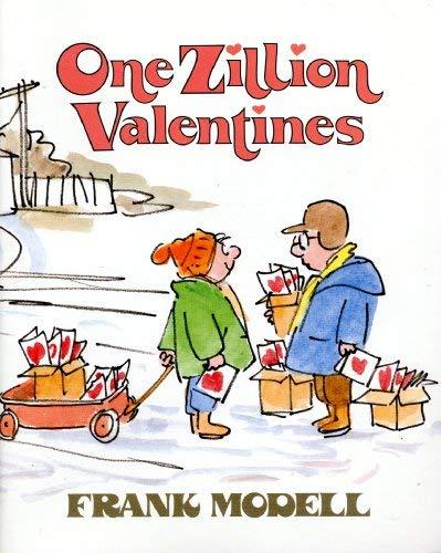 9780788206832: One Zillion Valentines