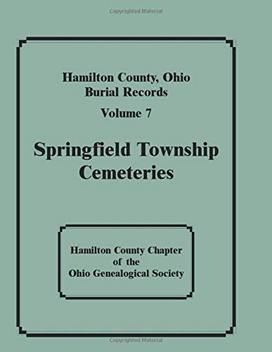 cemetery records townships - Used - AbeBooks