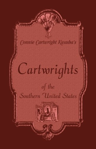 9780788404917: Cartwrights of the Southern United States