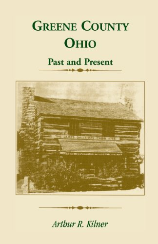 9780788406591: Greene County, Ohio: Past and Present