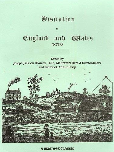 9780788406690: Visitation of England and Wales Notes : Volume 4, 1902