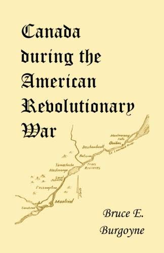 9780788408571: Canada During the American Revolutionary War: Lieutenant Friedrich Julius von Pa