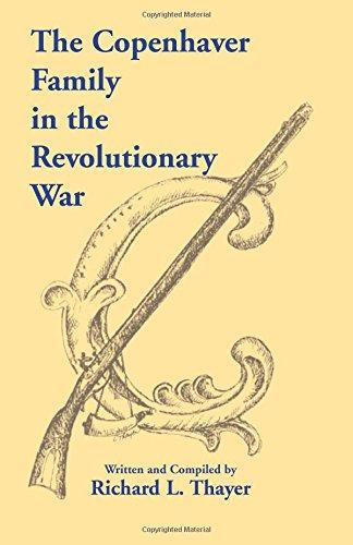 9780788419492: The Copenhaver Family in the Revolutionary War