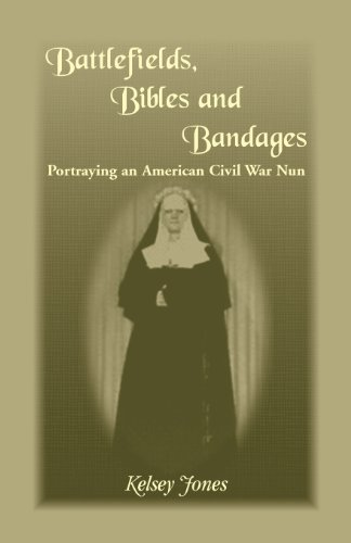 Battlefields, Bibles and Bandages: Portraying an American: Kelsey Jones