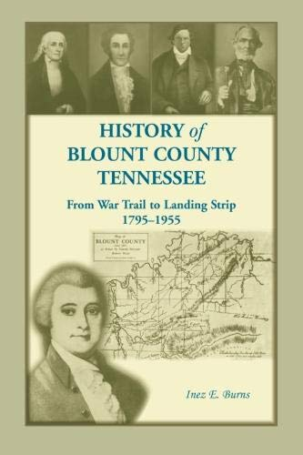 History of Blount County, Tennessee, From War: Burns, Inez