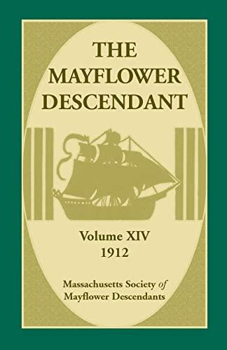 9780788448690: The Mayflower Descendant, Volume 14, 1912