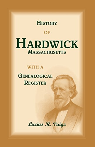 9780788455278: History of Hardwick, Massachusetts