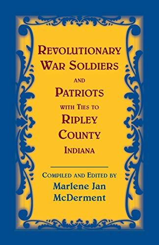 Revolutionary Soldiers and Patriots with ties to: Marlene Jan McDerment