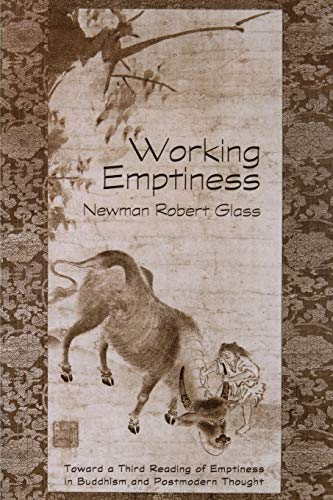 9780788500817: Working Emptiness: Toward a Third Reading of Emptiness in Buddhism and Postmodern Thought (AAR Reflection and Theory in the Study of Religion)