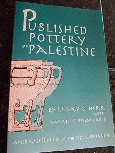 9780788502804: Published Pottery of Palestine (ASOR Books)