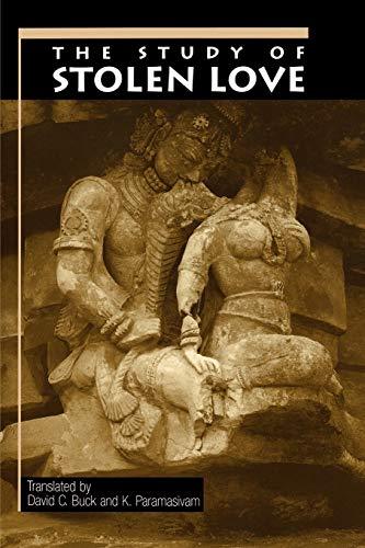 The Study of Stolen Love: David C. Buck,