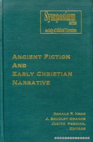 9780788504310: Ancient Fiction and Early Christian Narrative
