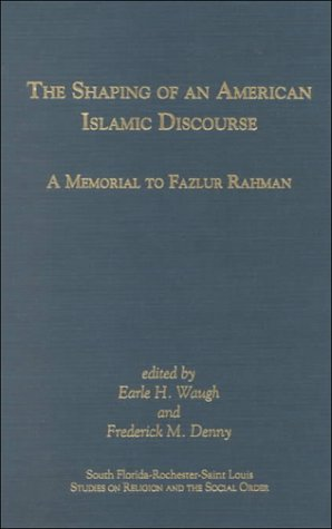 9780788504365: The Shaping of an American Islamic Discourse