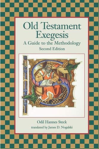 9780788504655: Old Testament Exegesis: A Guide to the Methodology, Second Edition (Resources for Biblical Study)