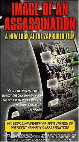 9780788600227: Image of an Assassination: Zapruder Film [VHS]