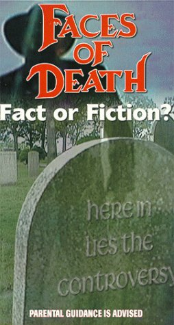 9780788600944: Faces of Death: Fact Or Fiction [VHS]