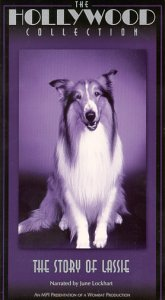 9780788601835: Hollywood Collection - Story of Lassie [VHS]