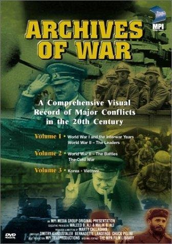 9780788603877: Archives of War, Vols. 1-3