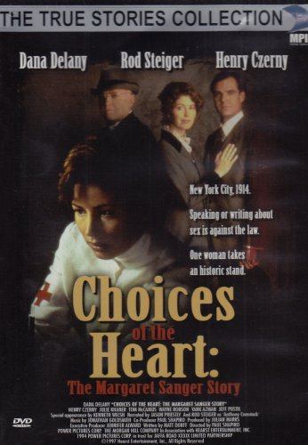 9780788606847: Choices of the Heart: the Margaret Sanger Story (True Stories Collection)