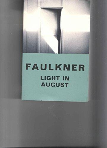 9780788700378: Light in August